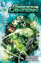 Green Lantern (Linterna Verde) -6- Con Amigos Como Estos...