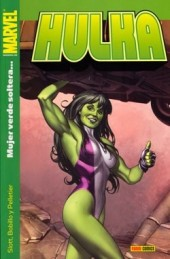 Hulka -1- Mujer verde soltera...