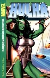 Hulka -3- El mejor momento de mi vida