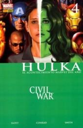 Hulka -4- La gran revelación