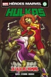 Hulk: Tomos Únicos - Hulkas: La caza del Hombre
