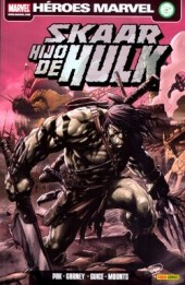Skaar: Hijo de Hulk -1- Hijo de Hulk