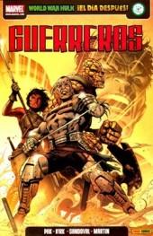 Hulk: Tomos Únicos - Guerreros