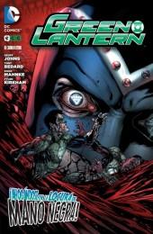 Green Lantern (Linterna Verde) -9- ¡Ahogandose en la Locura de Mano Negra!