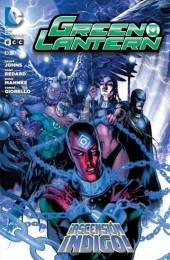 Green Lantern (Linterna Verde) -10- ¡Ascensión ïndigo!