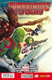 Guardianes de la galaxia (2013) -4- Drax: Destruido/Mapache Cohete/Gamora/Groot