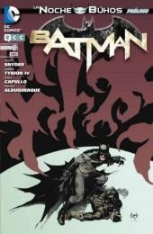 Batman (en espagnol) -6- La noche de los Buhos - Prólogo