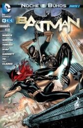 Batman (en espagnol) -7- La noche de los Búhos - Parte 01