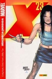 X-Men: Tomos Únicos - X-23: Inocencia Perdida