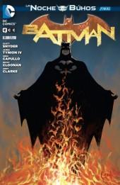 Batman (en espagnol) -11- La noche de los Búhos - Final