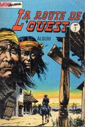 La route de l'Ouest -Rec07- Album n°7 (du n°19 au n°21)