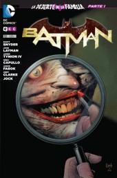 Batman (en espagnol) -12- La muerte de la familia - Parte 1