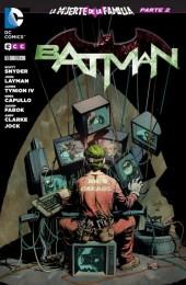 Batman (en espagnol) -13- La muerte de la familia - Parte 2