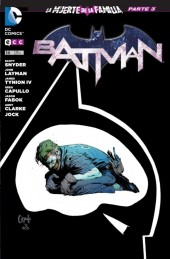 Batman (en espagnol) -14- La muerte de la familia - Parte 3