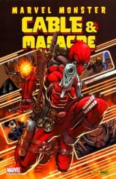 Cable & Masacre -2- Marvel Monster: Cable & Masacre nº 1