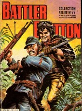 Battler Britton -Rec77- Collection Reliée N°77 (du n°455 au n°458)