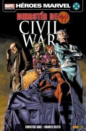 Héroes Marvel: Tomos Únicos - Dinastía de M: Civil War