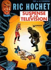 Ric Hochet -7a78- Suspense à la télévision