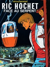 Ric Hochet -8b78- Face au serpent