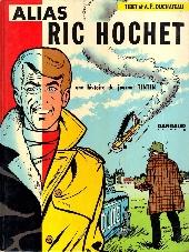Ric Hochet -9a73- Alias ric hochet