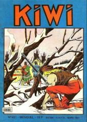 Kiwi -431- Le sault des damnés