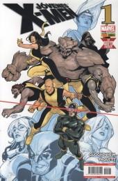 Jóvenes X-Men -1- Tomo 1