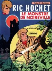 Ric Hochet -15a76- Le monstre de noireville