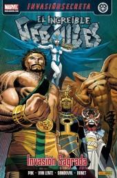Increible Hercules (El) -2- Invasión Secreta