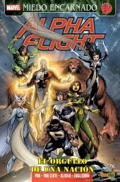 Héroes Marvel: Tomos Únicos - Alpha Flight: El orgullo de una nación