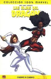 Héroes Marvel: Tomos Únicos - 100% Marvel: Las Hijas del Dragón: Cuerpo a Cuerpo