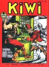 Kiwi -421- Le spectre de Castlemore