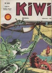 Kiwi -402- Le trésor des marais de feu