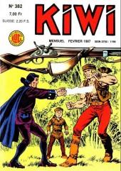 Kiwi -382- Le magicien de Harcell