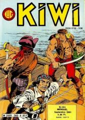 Kiwi -365- La nuit de la chouette