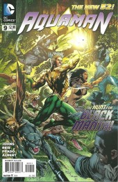 Aquaman (2011) -9- The Others - Chapter three