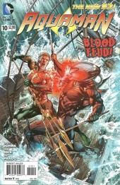 Aquaman (2011) -10- The Others - Chapter four