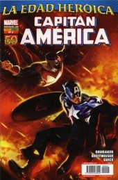Capitán América (Vol. 8) -2- Sin Salida Parte 2
