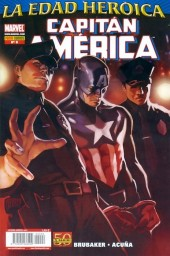 Capitán América (Vol. 8) -6- El Juicio del Capitán América Parte 1