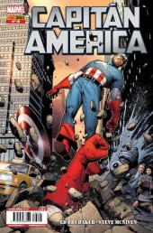 Capitán América (Vol. 8) -16- Soñadores Americanos Parte 3