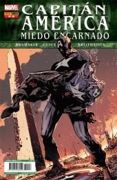 Capitán América (Vol. 8) -18- Miedo Encarnado Epilogo 1