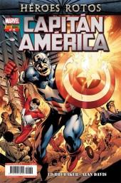 Capitán América (Vol. 8) -19- Impotente Parte 1 y 2