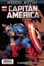 Capitán América (Vol. 8) -20- Impotente Parte 3 y 4