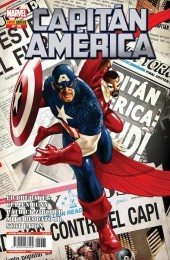 Capitán América (Vol. 8) -23- Ataque al Sistema Parte 4 / Nuevos Órdenes Mundiales Parte 1