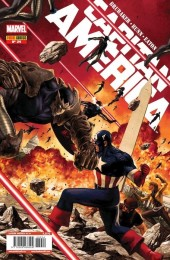Capitán América (Vol. 8) -24- Nuevos Órdenes Mundiales Parte 2 y 3