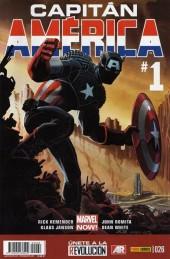 Capitán América (Vol. 8) -26- Náufrago en la Dimensión Z Parte 1