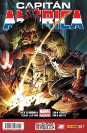 Capitán América (Vol. 8) -27- Náufrago en la Dimensión Z Parte 2 y 3