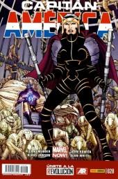 Capitán América (Vol. 8) -28- Náufrago en la Dimensión Z Parte 4
