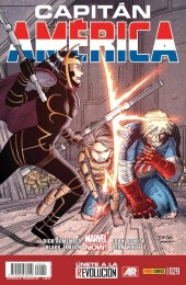 Capitán América (Vol. 8) -29- La extraña guerra de la dimensión Z Parte 1