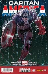 Capitán América (Vol. 8) -30- La extraña guerra de la dimensión Z Parte 2