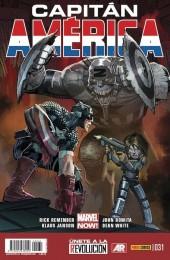 Capitán América (Vol. 8) -31- La extraña guerra de la dimensión Z Parte 3